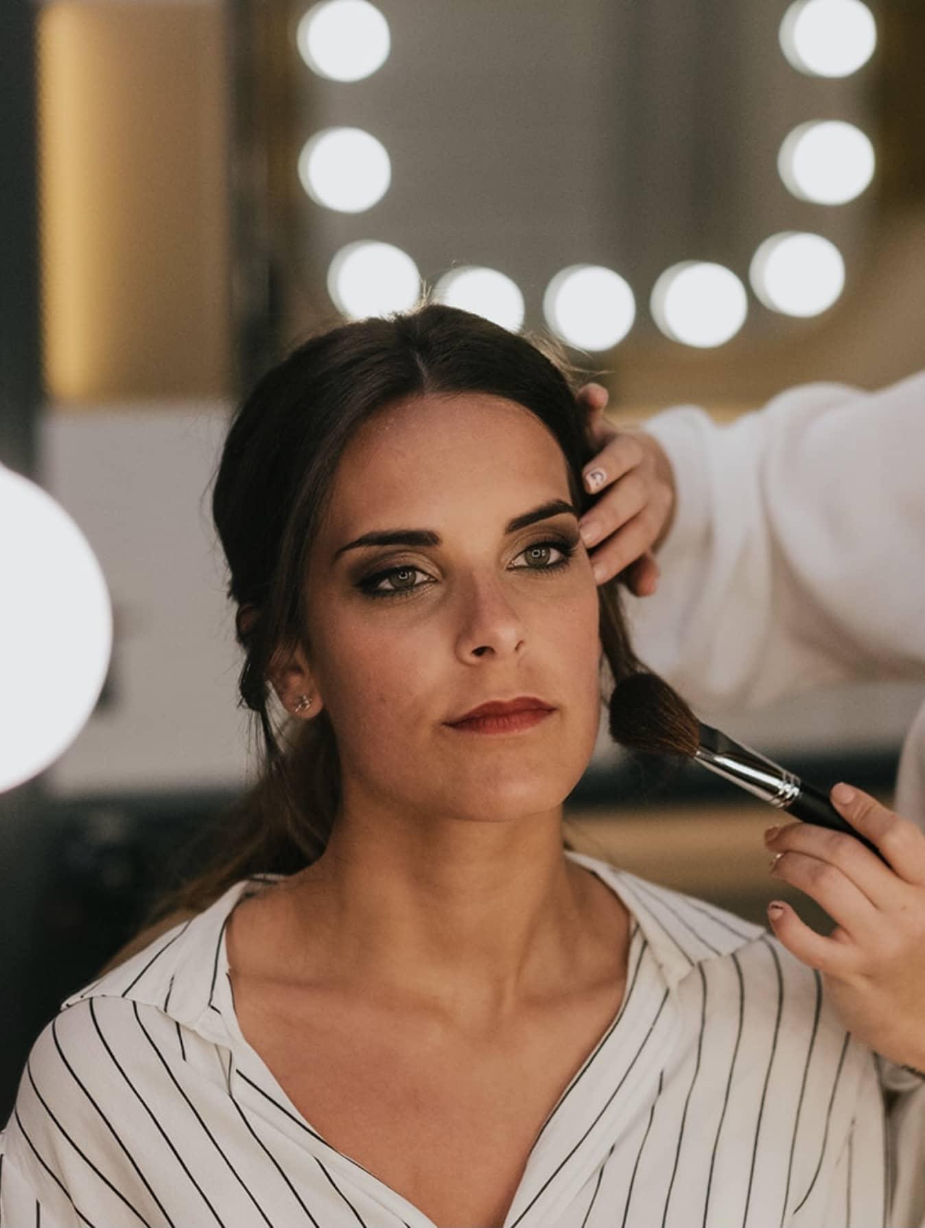 Maquillaje Profesional - Peluquería Fátima Albo